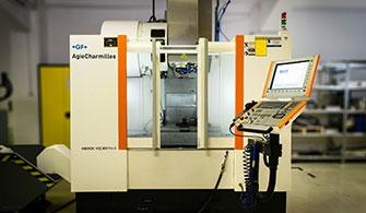 Centre d'usinage CNC, GF AgieCharmilles Mikron VCE800Pro-X