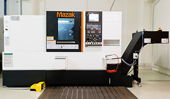Mazak Quick Turn Smart 200M CNC eszterga